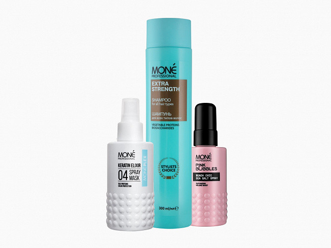 SET FOR DAILY HAIR BEAUTY