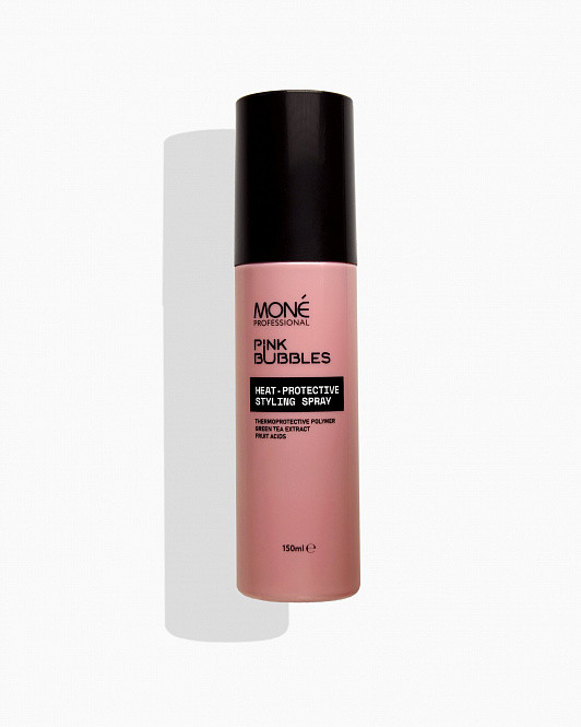 HEAT-PROTECTIVE STYLING SPRAY
